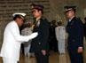 Pemberian Tanda Kehormatan ini sebagai penghargaan atas kerjasama dan hubungan baik kedua angkatan bersenjata, baik di bidang latihan maupun pendidikan. (Puspen TNI).