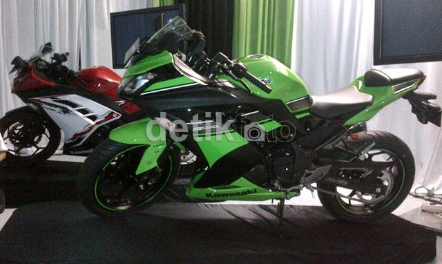 Kawasaki Ninja 250 Rem ABS