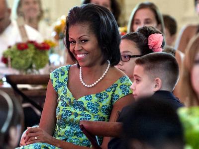 Lomba Cookies Lawan Ann Romney, Michelle Obama Menang!