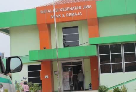 Jeritan Anak di Rumah Sakit Jiwa Grogol: Aku Mau Sama Mama..