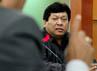 Dalam pertemuan ini, sejumlah elemen masyarakat meminta KY mengusut putusan MA yang membebaskan sejumlah gembong narkoba.