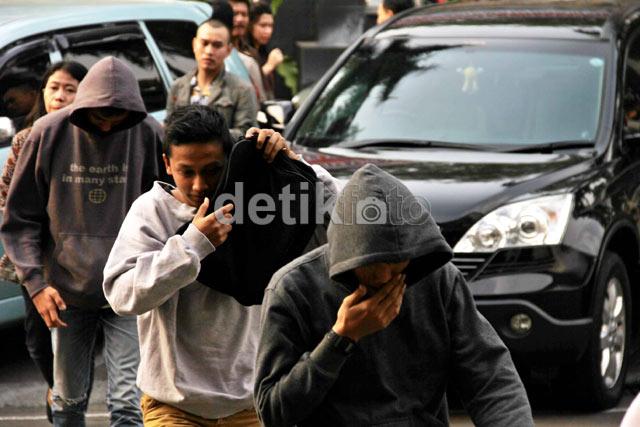 Polisi Gelar Rekonstruksi Pembunuhan Alawy