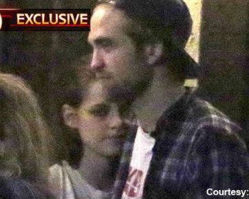 Foto Mesra Pertama Robert Pattinson & K-Stewart Pasca Skandal Selingkuh