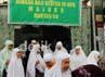 Salah satu pemondokan jamaah haji Indonesia asal Maluku di kawasan Bakhutmah sektor 9-11 yang berjarak sekitar 3 km dari Masjidil Haram.