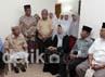 Anggota tim pengawas haji dari DPR RI, HM Busyro Suhud melakukan kunjungan untuk meminta masukan dari jamaah asal Jawa Tengah.