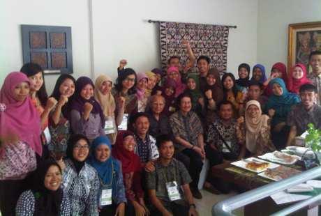 32 Muda Mudi Gila Siap Bikin Perubahan di Indonesia
