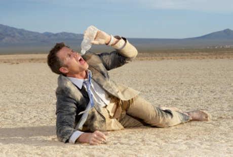 Orang Bisa Meninggal Jika Tidak Minum 10 Hari