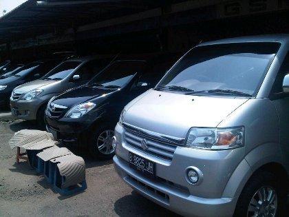 Ada Mobil Murah, Mobil Bekas Cuci Gudang