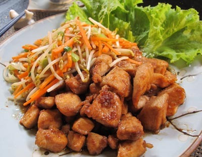 Resep Ayam: Chicken Teriyaki