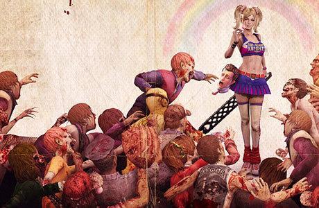 Duh! Game Pembunuh Zombie Diubah Jadi Film Porno