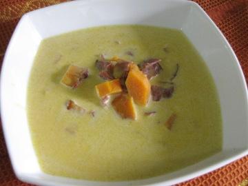 Resep Sup: Sup Krim Labu Kuning