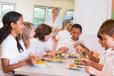 Ini Dia Syarat Kantin Sehat di Sekolah