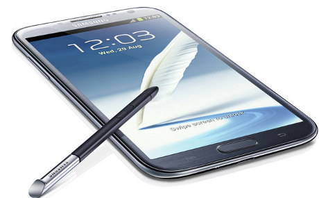 Penjualan Galaxy Note II Tembus 5 Juta Unit