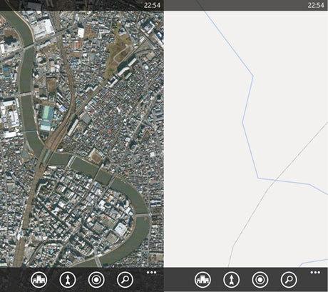 Israel Lenyap di Aplikasi Peta Microsoft