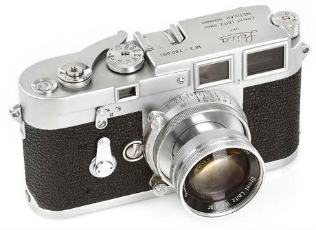 Kamera Langka yang Terjual Miliaran Rupiah