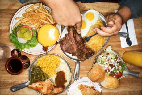 Jangan Sembarangan Makan Saat Lapar Berat