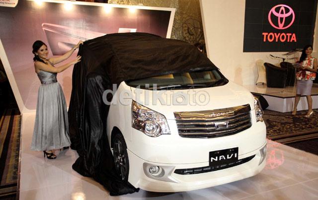 NAV1, Mobil MPV Toyota Terbaru