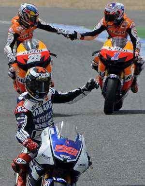 FIM Rilis Jadwal MotoGP 2013, Seri Jerman Mundur Sepekan