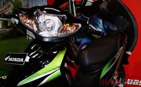 Trik Bikin Terang Lampu Honda Absolute Revo