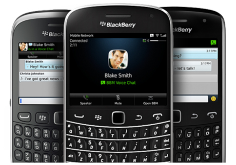 RIM Tampik BlackBerry OS 5 Sudah Bisa Jalankan BBM 7