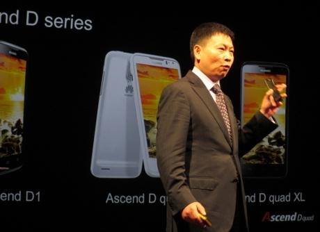 Huawei: Galaxy S III Terbuat dari Plastik Murahan