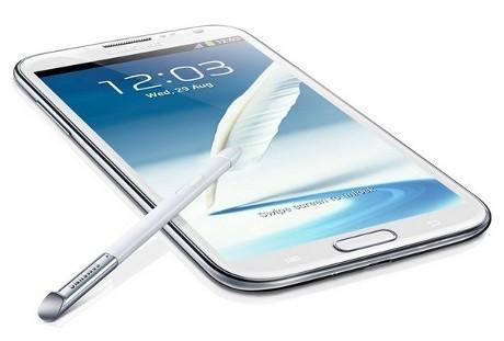 Samsung & BlackBerry Adu Kuat di Pasar Korporat