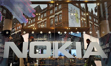 Kantor Nokia India Digerebek