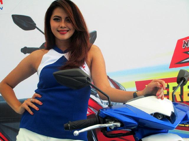 Yamaha Xeon di Mata Wanita Seksi