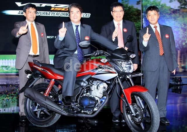 Verza, Motor Sport Murah Honda