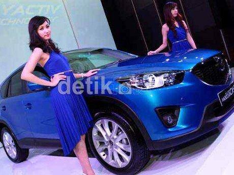 Suplai Mazda CX-5 ke Indonesia Membaik