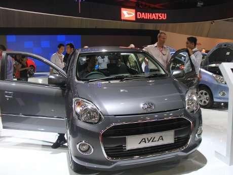 Regulasi Mobil Murah Tinggal Diteken Presiden SBY