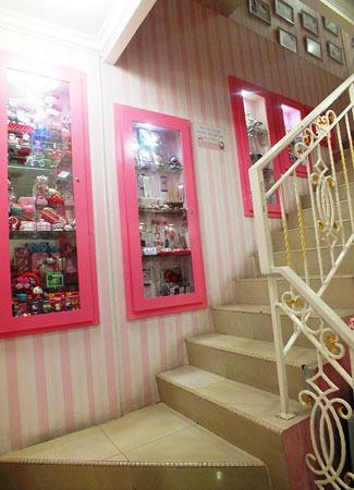 Kittys Corner, Cafe di Jakarta Serba Hello Kitty yang Kittylicious 6