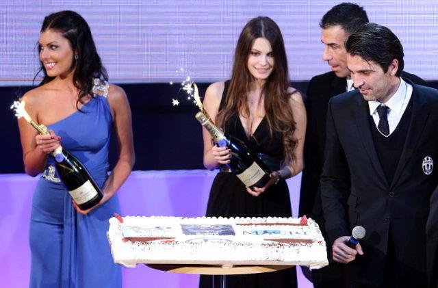 Bintang-Bintang Italia di Ajang Gran Gala del Calcio