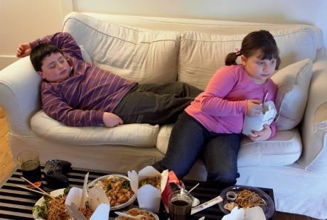 Kalau Kecilnya Pemalas, Umur 40 Tahun Bakal Sakit-sakitan