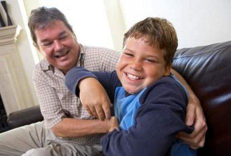 Kalau Ayah Gemuk, Anaknya Lebih Berisiko Kena Kanker