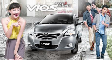Toyota Vios Terbaru Meluncur Tahun Ini