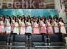 33 finalis perwakilan dari 33 provinsi di Indonesia.