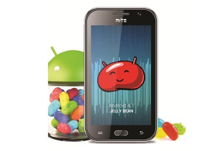 Mito T510, Android Jelly Bean Dual Core Lokal Rp 1 Jutaan