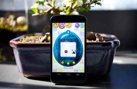 Tamagotchi Bangkit Kembali di Android