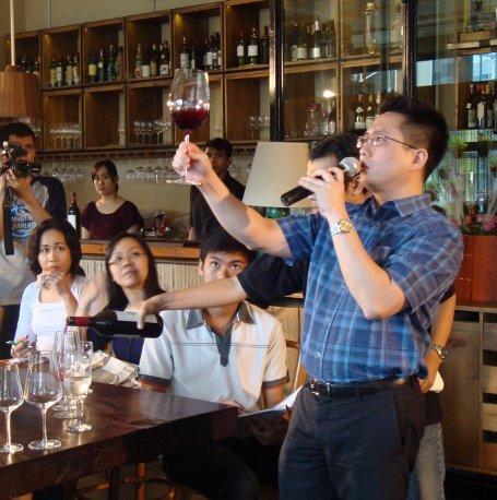 Wine 101 Class, Mencuri Ilmu Wine Langsung dari Ahlinya