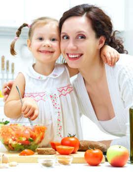 Gandum dan Yogurt Membuat Pencernaan Anak Lebih Sehat