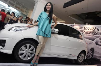 Cuci Gudang, Toyota Diskon Yaris Rp 20 Juta