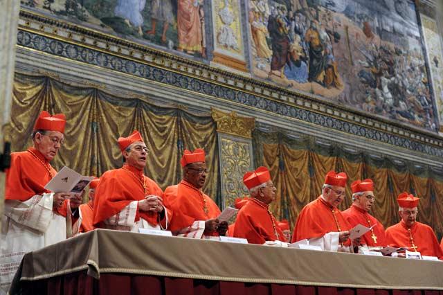 Pemilihan Paus Baru Dimulai