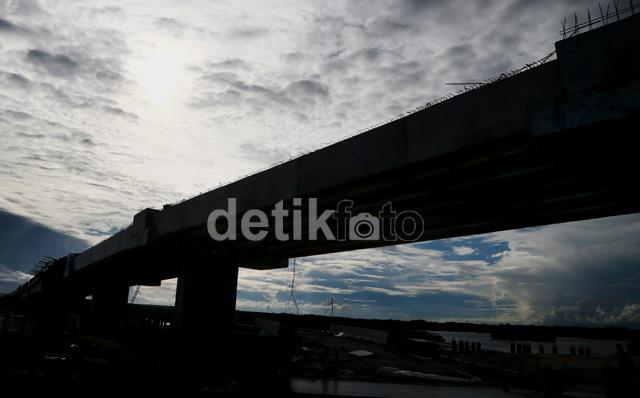 Tol Tanjung Benoa-Serangan Dikebut