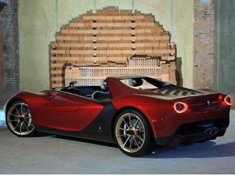 Mobil Seharga Rp 37 Miliar Cuma Dicetak Setengah Lusin