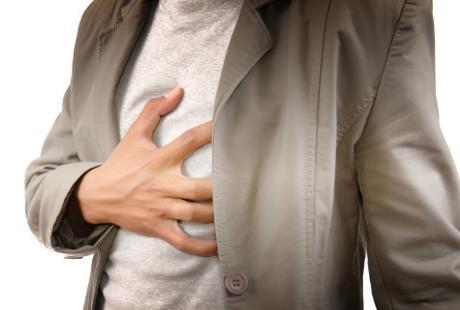 Dada Sesak dan Nyeri Punggung, Gejala Sakit Jantung?