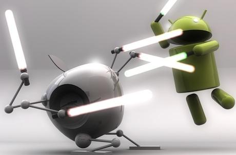Studi: Pemilik iPhone Lebih Rakus Data Ketimbang Android