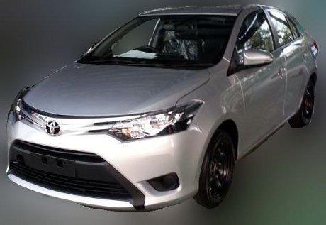 Inikah Bentuk Toyota Vios Terbaru?