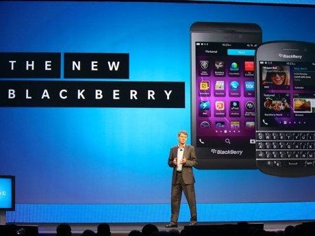 Setelah Z10, BlackBerry akan Boyong B10, U10 dan R10