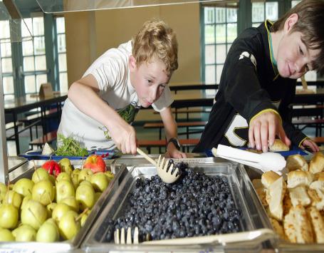 Penataan Buah dan Sayur Pengaruhi Anak Konsumsi Makanan Sehat
